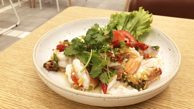 Sanan Seafood Bistro Central World 10
