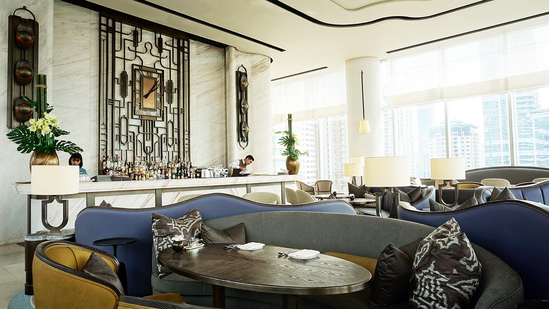 Waldorf Astoria Bangkok introduces Peacock Alley s Festive Afternoon Tea 1