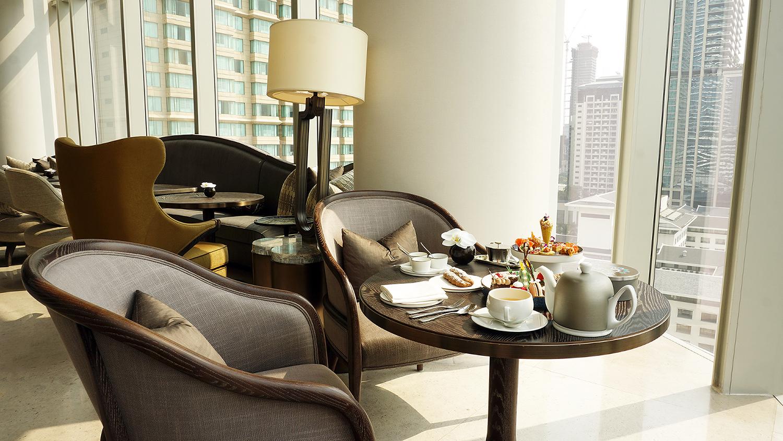 Waldorf Astoria Bangkok introduces Peacock Alley s Festive Afternoon Tea 13