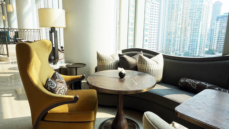 Waldorf Astoria Bangkok introduces Peacock Alley s Festive Afternoon Tea 4