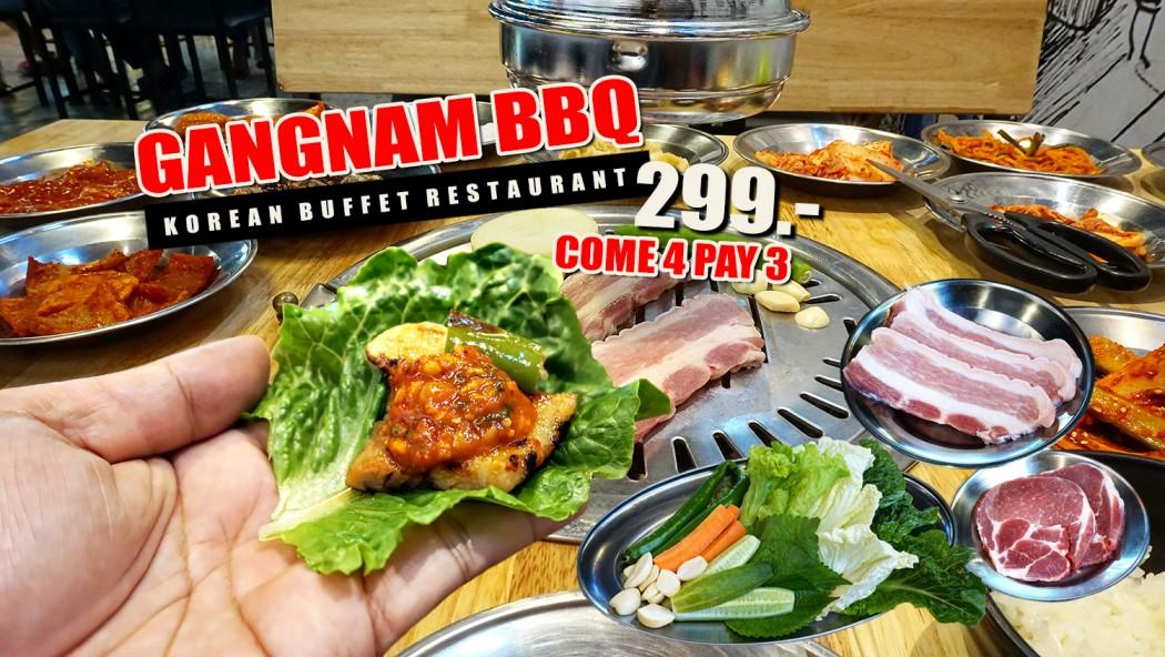 GANGNAM BBQ KOREAN BUFFET RESTAURANT 0