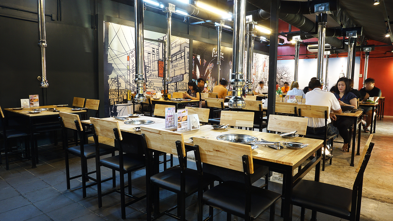 GANGNAM BBQ KOREAN BUFFET RESTAURANT 1
