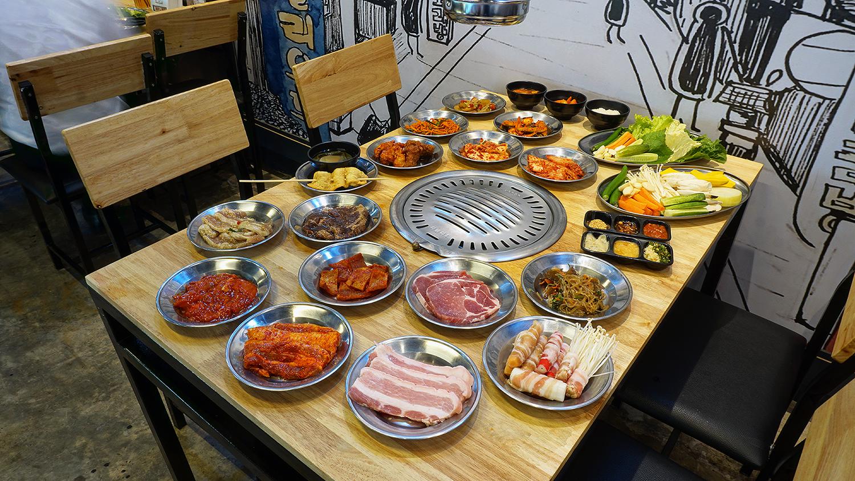 GANGNAM BBQ KOREAN BUFFET RESTAURANT 13