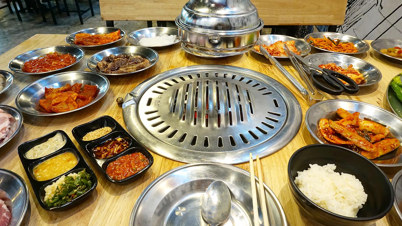 GANGNAM BBQ KOREAN BUFFET RESTAURANT 17