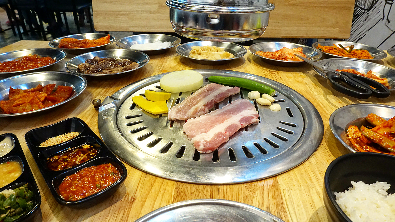 GANGNAM BBQ KOREAN BUFFET RESTAURANT 18