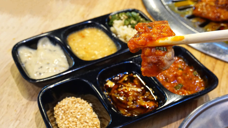 GANGNAM BBQ KOREAN BUFFET RESTAURANT 21