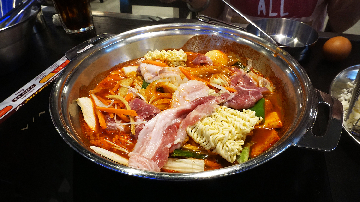 Korean Buffet HOTPOKKI 199 Baht 27