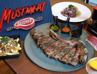 Must Meat A Butcher's PlayGround สวนสนุกสำหรับคนรักเนื้อ ดื่มด่ำกับการกินเนื้อไปด้วยกันมั๊ยครับ ^^