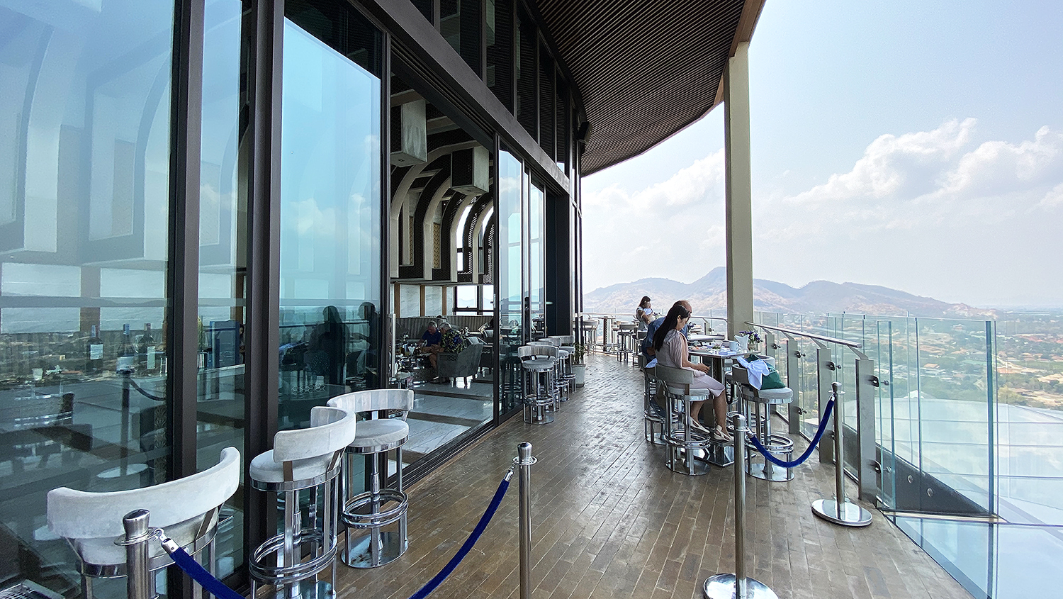 NAVA VANA SKY BAR AND RESTAURANT 11