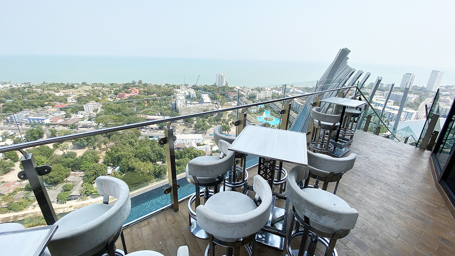 NAVA VANA SKY BAR AND RESTAURANT 8