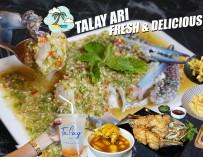 ยกทะเลมาอยู่ที่อารีย์ กุ้ง ปู ปลา มาเน้นๆ สดๆ ใหม่ๆ อร่อยอย่าบอกใคร ไปลองกันมะ Talay Ari (Fresh and Delicious) อารีย์ ซอย 1 ครับผม