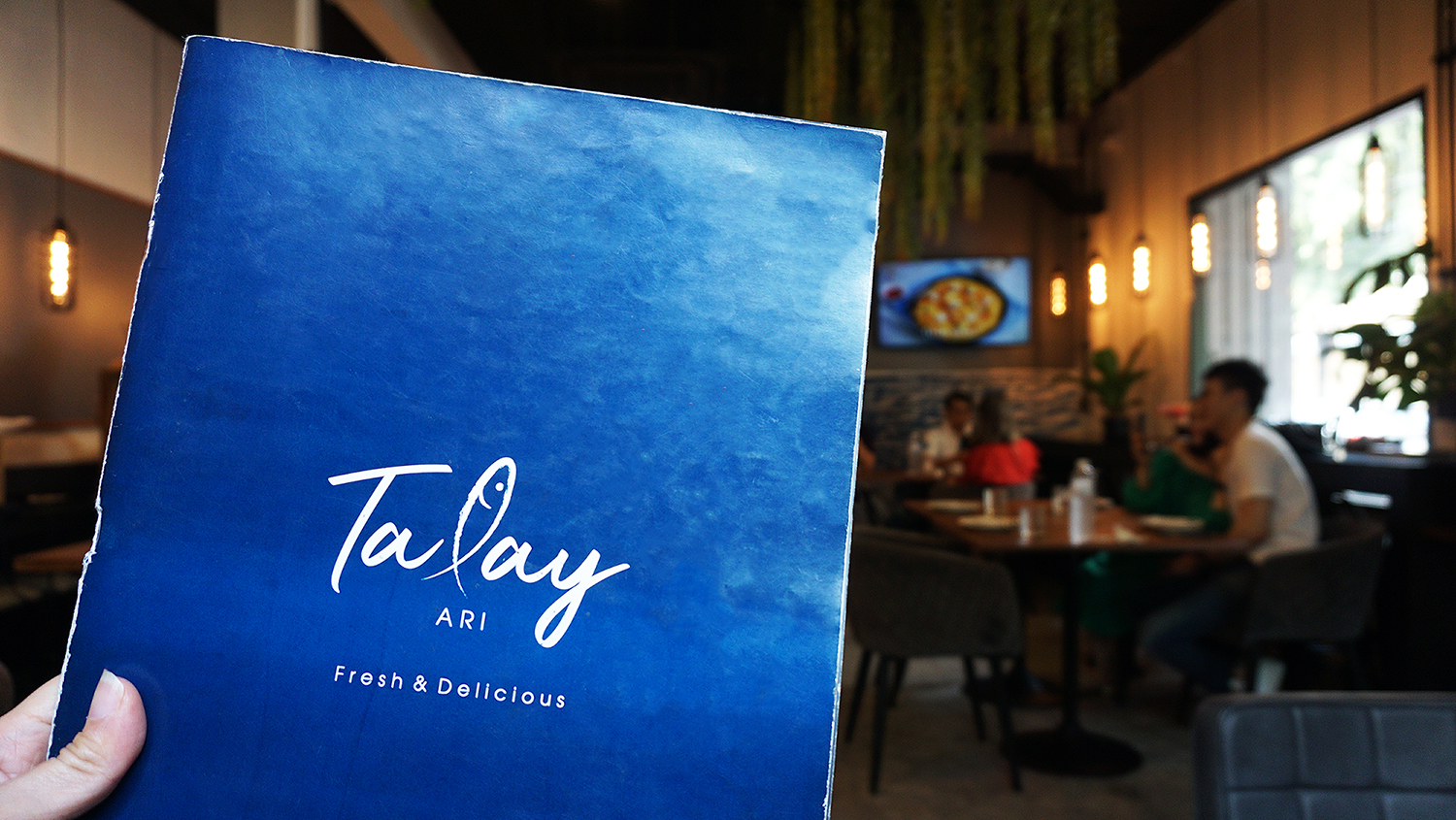 Talay Ari Fresh and Delicious 6