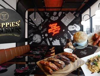 จัดปายยยย International Twist อาหารนานาชาติถูกปากคนไทย ที่ Yuppies' Yummies @GUMP's Ari ซี่โครงหมูย่างเด็ดมาก