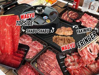 กินยาวปาย กินเท่าไหร่ก็ไม่เบื่อ ปิ้งย่าง ชาบู เนื้อวากิวลายหินอ่อนสวย เนื้อนุ่ม ละลายในปาก จัดเลยมะ ^^