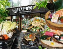 คลายล็อคแล้วหาอาหารญี่ปุ่นอร่อยๆ กินกันเนอะ 大漁 Tairyo Sushi (ไทเรียวซูชิ) อาหารญี่ปุ่นวิถีชาวประมง(ญี่ปุ่น) สดใหม่ คุ้มค่า คุ้มราคา ^^
