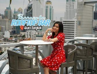 แค่เปลี่ยนที่นอนก็ได้พักผ่อน #แม้อยู่ในกรุงเทพ Akara Bangkok Free Flow Drinks & Dine 2,999 บาท สำหรับ 2 ท่าน ฟรีห้องพัก 1 คืน พร้อมอาหารเช้า ว้าวววว