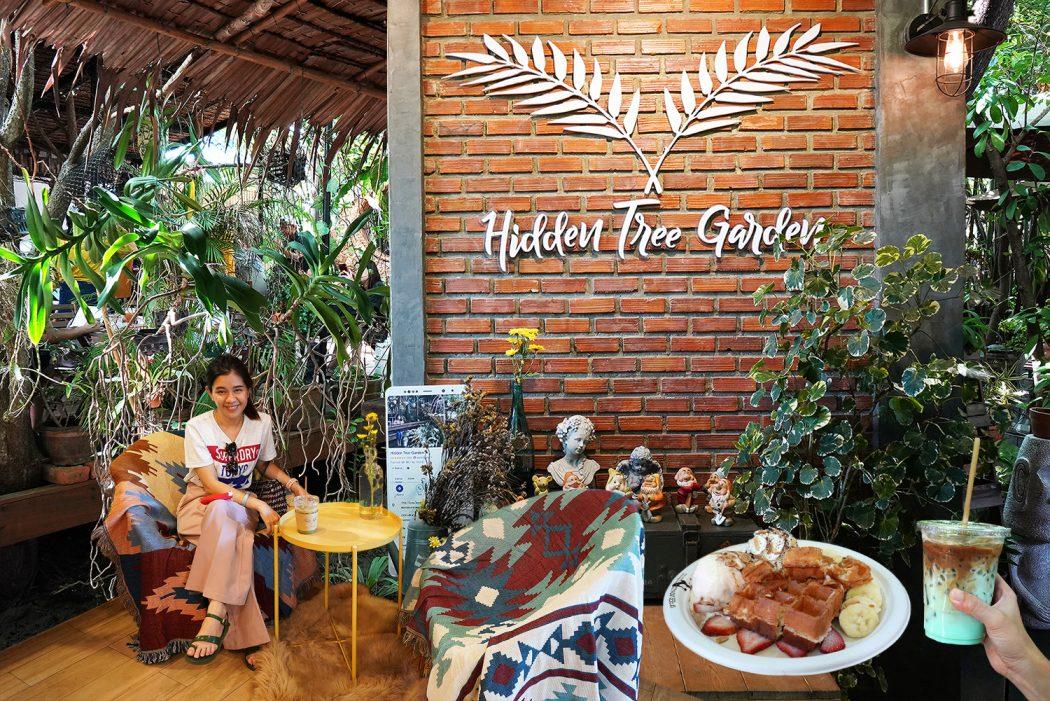Hidden Tree Garden 0