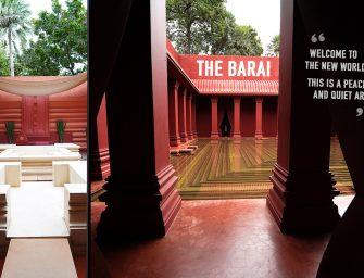 นวด สปา ผ่อนคลาย @The Barai สปาสวย บรรยากาศดี ถ่ายรูปเก๋ ได้บรรยากาศนครวัดแนวร่วมสมัย…