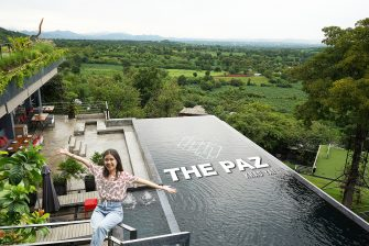 เที่ยวเขาใหญ่ นอน Pool Villa @The Paz ในวันที่ฝนพร่ำ ราคาสบายกระเป๋า #AgodaVIPGold & #เราเที่ยวด้วยกัน