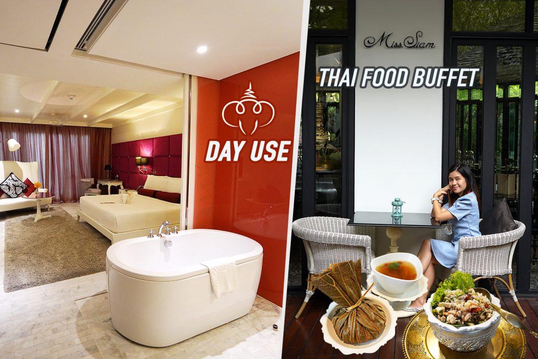 Hua Chang Heritage Hotel Day Use Thai Food Buffet 0