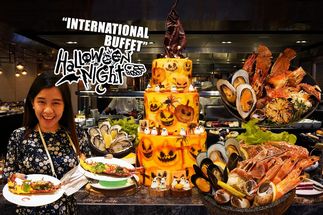 Praya Kitchen Bangkok Marriott Hotel The Surawongse International Buffet 00