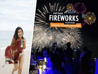 เที่ยวพัทยา นอนพลูแมน กินบุฟเฟ่ต์ ชมการแสดงพลุ (LIGHT IS LIFE PATTAYA FIREWORKS FESTIVAL) @Hilton ไม่ผิดหวัง สวยมากกกกกกกก…
