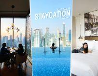 คุ้มเกิ้น Staycation @Hotel Indigo Bangkok (All Inclusive) เช็คอิน 10 โมง เช็คเอ้าท์ 6 โมง อาหาร 3 มื้อเช้า-กลางวัน-เย็น 2,599 บาท