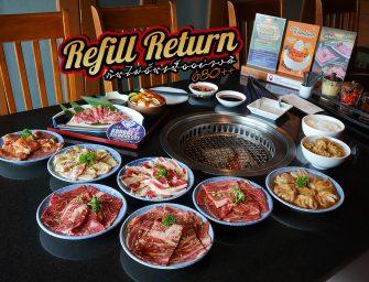 กลับมาอีกครั้ง Refill Return No.6 กินเนื้ออย่างดีไม่อั้น (หมูก็มี ปลาหมึกก็มา) @YUU ชื่อนี้ไม่เคยผิดหวังครับ ^^